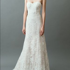Jenny Yoo Morgan Wedding Dress, Size 6